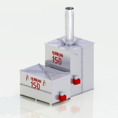H-150.00.00.000 Инсинератор вид 6