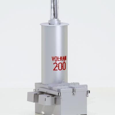 Вулкан 200 вид 2